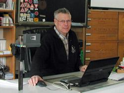 Chef der Fahrschule Kirchner