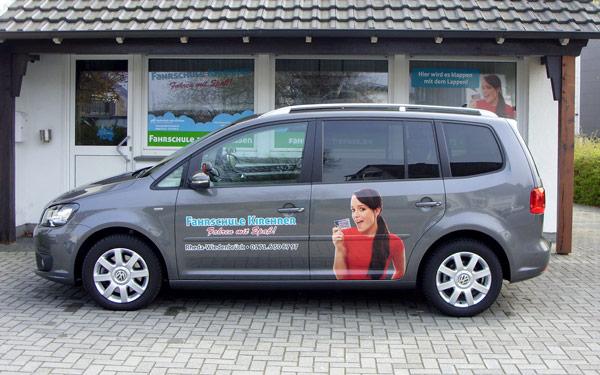 VW Touran TDI 2.0, 140 PS (103 KW)